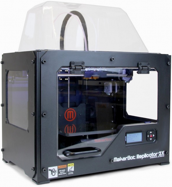 Makerbot replicator 2x small