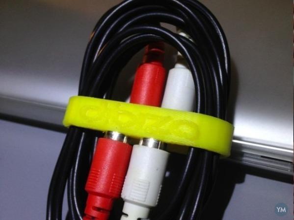 RCA Cable Clipper