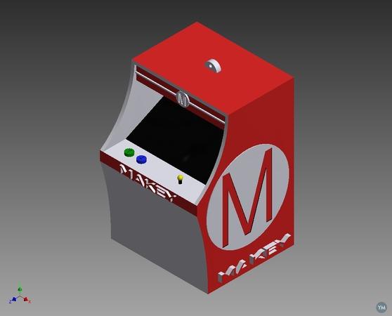 Arcade Makey