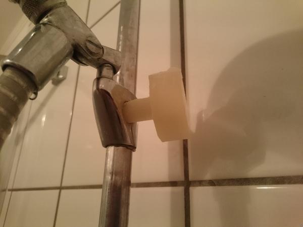 Shower nob