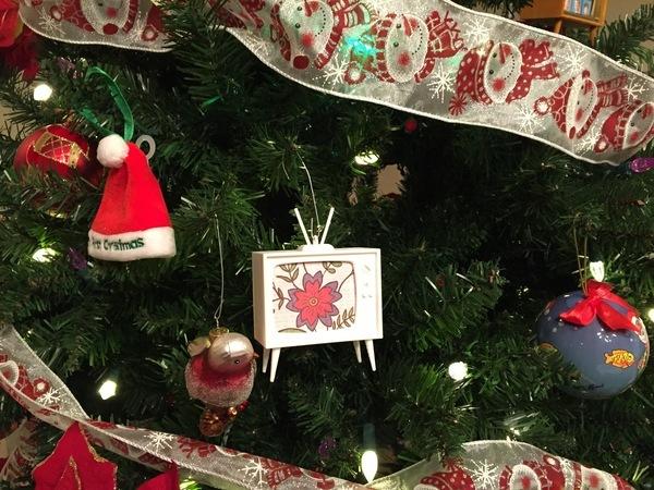 TV Ornament