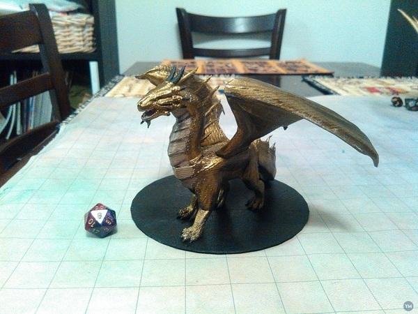 Third Place Dragon