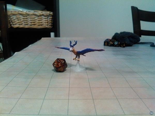 Demon Eagle
