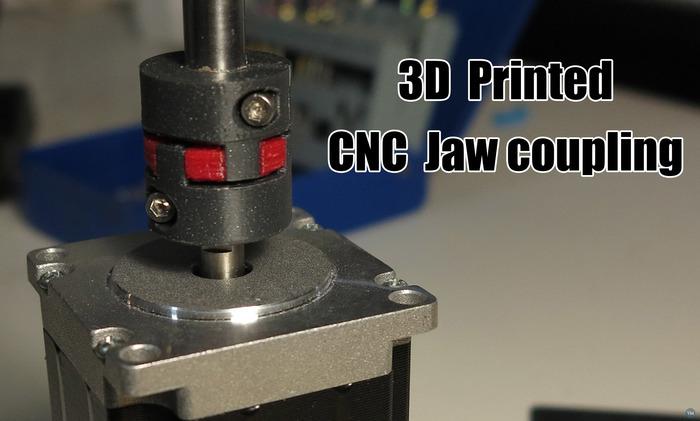CNC jaw coupler (ABS & SemiFlex)