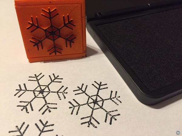 3Dkanjers Stamp | Stempel