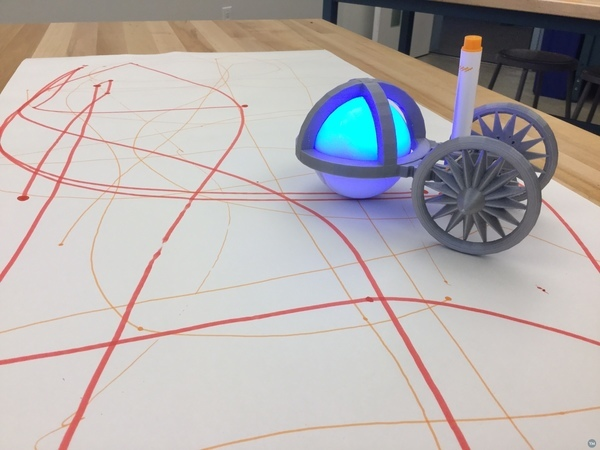 Sphero Rig Wheel
