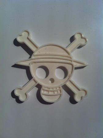 One Piece Logo/Keychain