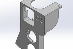Integrated Fan Mounting Frame V1.1