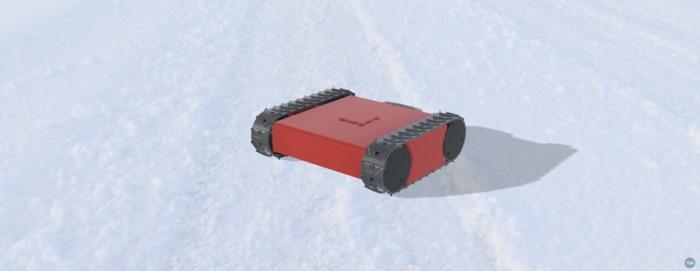 Printrbot Tank