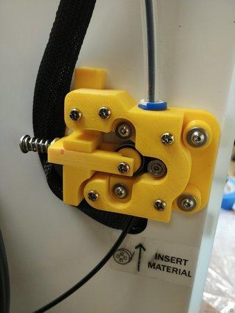 UM2 Alt Filament Feeder Mechanism