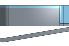 Light Pendant Tie Clip