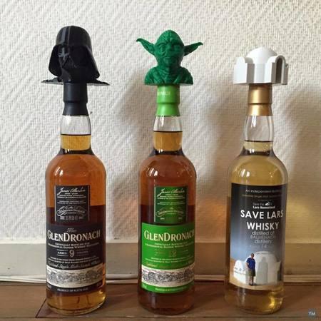Bottle Toppers StarWars