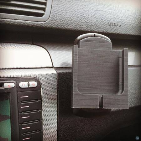 iPhone 5 holder for VW phone cradle