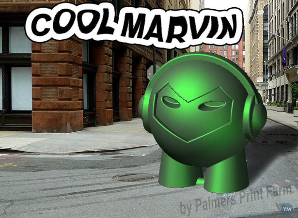 Cool Marvin