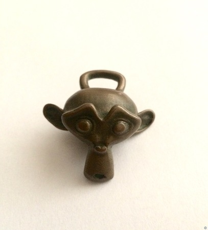 Keychain monkey
