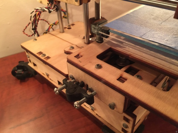 G20 Belt tensioners for Printrbot Jr. 1307