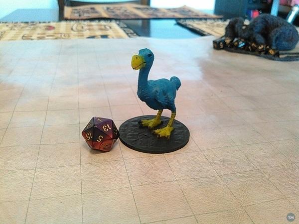 Prehistoric Bird of Prey