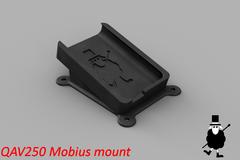 Qav250 Mobius Mount V5
