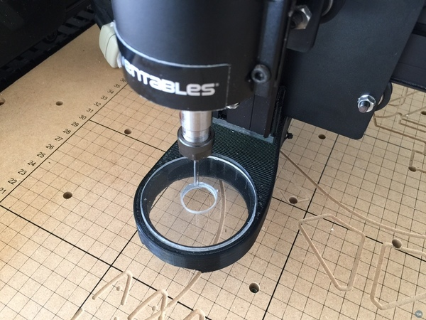 Vacuum Adapter for X-Carve