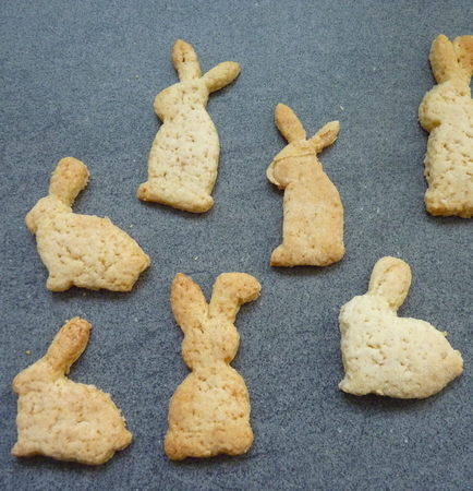 Easter Bunny Cookie Cutters