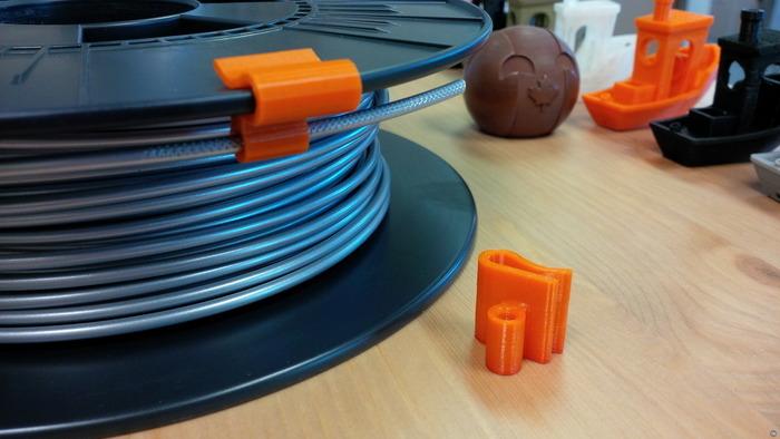Filament Retaining Clip