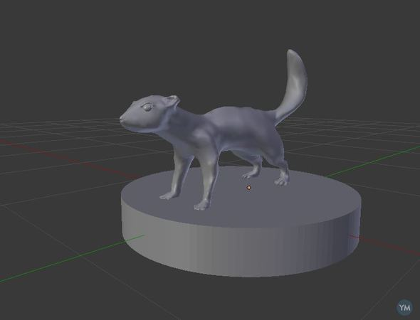 Rodents for Tabletop Gaming!