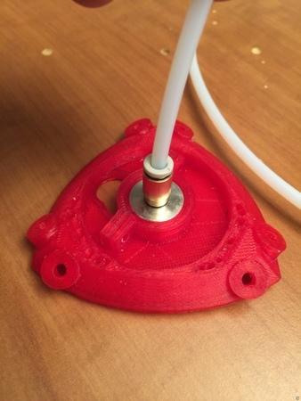 Kossel Plus Magnetic Effector