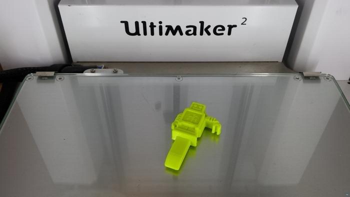 WedgeBot for Ultimaker2+