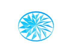 Rendering of giralangstar_dual_bcr.stl