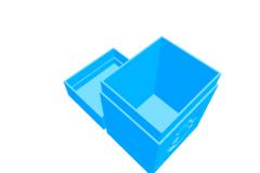 Customizable/fully parameterized Magic Card Box