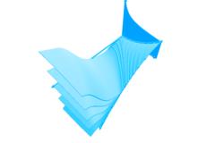 Nonunique solutions of a partial differential equation