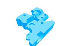 Rendering of Pocket Extruder Narrow 105