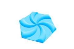 Hex Game Tile - Whirlpool, Hurricane, Black Hole