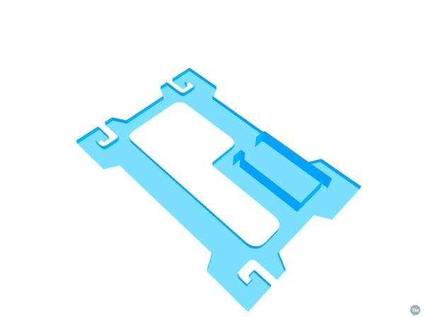 IPad-Air Cable Spool