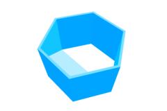 Modular Hexagonal Dice Tower