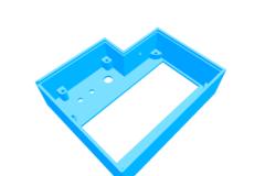 SAV 3D LCD enclosure - community edition