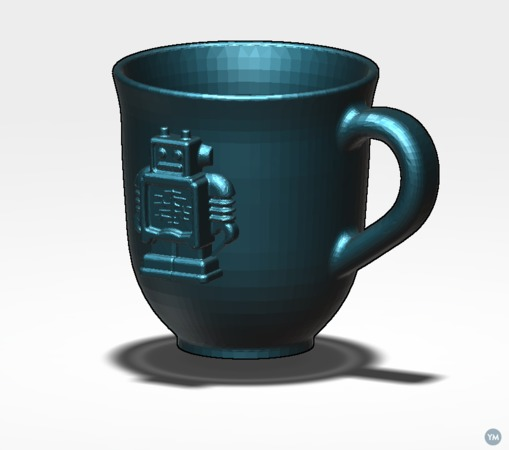 Ultimaker Coffee Cup