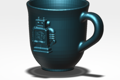 Ultimaker Coffe Cup