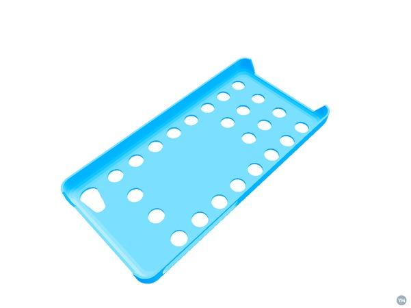 iPhone 5 C case for TOPEAK