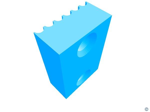Rigid3D 3D Yazıcı GT2 Kayış Tutucu