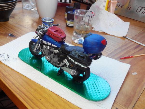 bike, moto yamaha xjr 1300