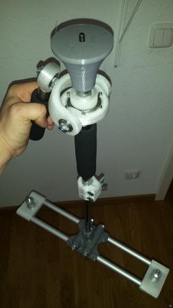 3D-printable Glidecam