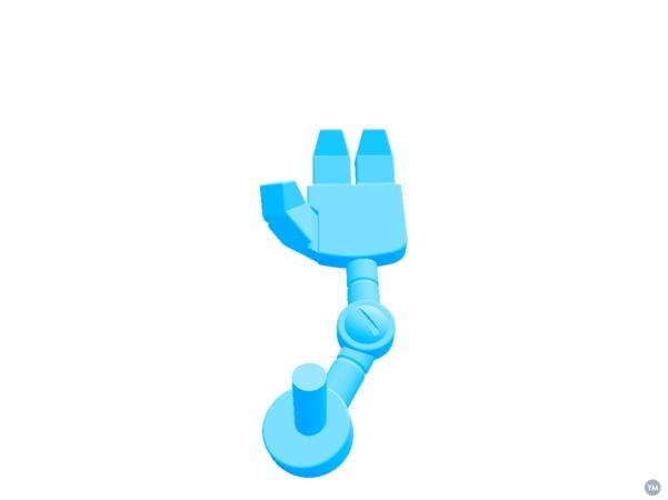 Clank Figure - Ratchet & Clank