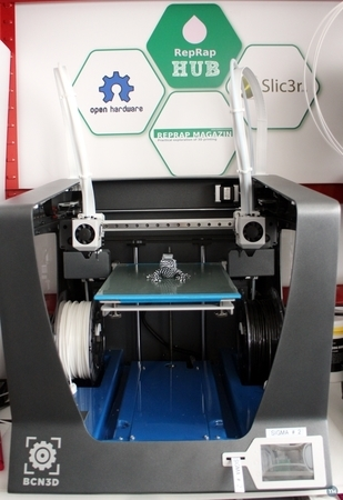 Simplify3D Dual extruder profiles for the BCN3D Sigma 3D Printer