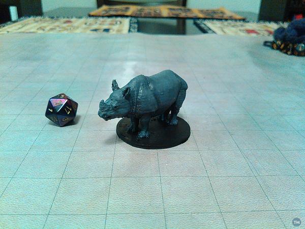 Rhino for Tabletop gaming