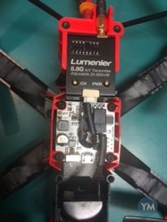 Lumenier QAV210