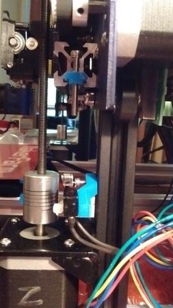 Pretty Good Bed Leveling & Z-Stop Kit for Makerfarm Pegasus