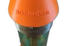 3 Dkanjers Water Rocket
