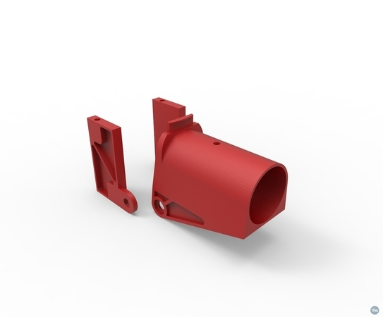 Foldable arm