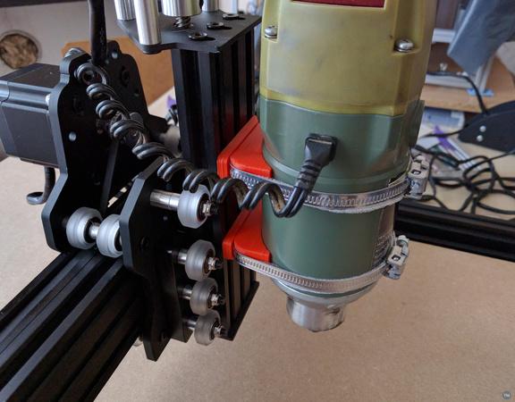Ox CNC Proxxon BFW 40 Spindle Mount